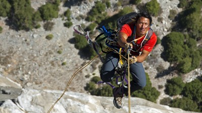Jimmy Chin Makes the World's Most Difficult Expeditions with a Camera in Hand