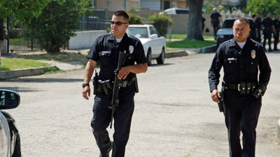On Monday, the LAPD Will Start Wearing Body Cameras