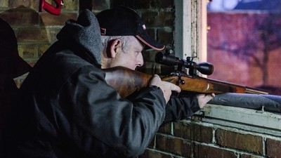We Spent a Night with One of the UK's Urban Fox Assassins