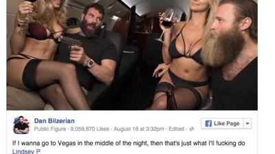 Wurde die Karriere des Instagram-Prolls Dan Bilzerian erst durch das schmutzige Geld seines Vaters ermöglicht?