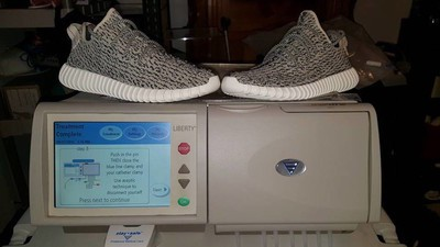 Now You Can Trade Your Old Kidney for a New Pair of Yeezy Boosts