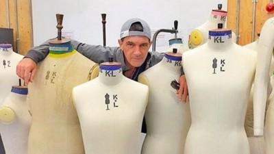Antonio Banderas se pone a estudiar moda (en serio)