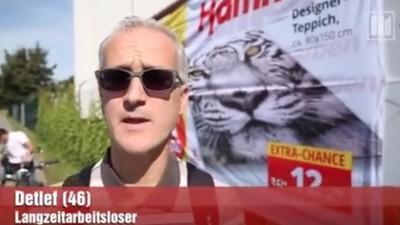 In diesem Video erklärt ein Heidenauer den Grund für den ostdeutschen Rassismus: Frauenmangel