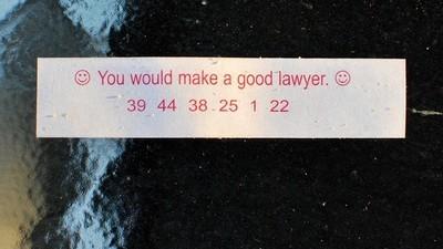 Jak to jest być prawnikiem, który nienawidzi innych prawników