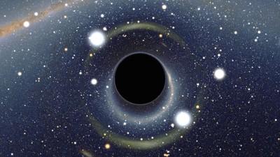 Stephen Hawking behauptet, es gäbe einen Weg aus einem Schwarzen Loch
