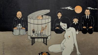 Guro: el arte erótico de terror de la rebelión japonesa