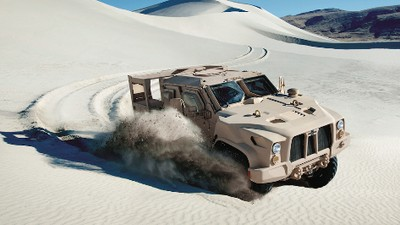 The US Military Is Finally Replacing the Humvee