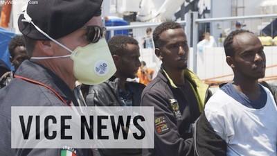 Traficul cu imigranți e pe val