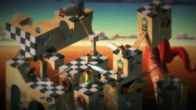 Un videojuego para vivir los mundos de Dalí, Magritte y Escher