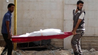 A New Kind of Bomb Is Being Used in Syria and It's a Humanitarian Nightmare
