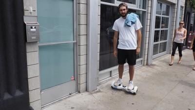 Ik testte het hoverboard waarvoor Wiz Khalifa gearresteerd werd op het vliegveld