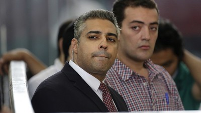 Canada Is Reportedly Asking Egypt to Pardon Al Jazeera Journalist Mohamed Fahmy