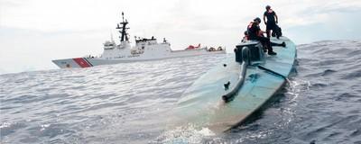 La caza de los narcosubmarinos