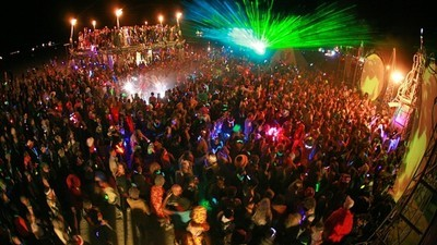 ​Death and Ecstasy: The Rise and Fall of Burning Man's Original Rave Ghetto