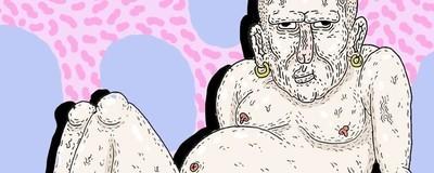 On a demandé à un illustrateur britannique de dessiner – et commenter – nos célébrités françaises