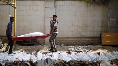 El nuevo tipo de bomba que se está usando en Siria es una pesadilla humanitaria