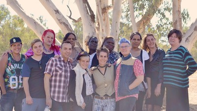 There's a Lack of LGBTIQ Peer Support Services in the Northern Territory