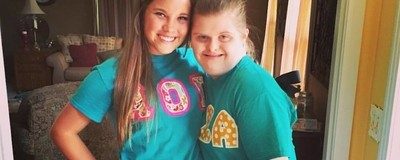 Kentucky Sorority Accepts First Sister with Down Syndrome