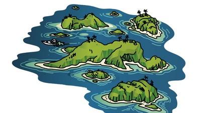 Scientists Strand Chimps on Remote Archipelago