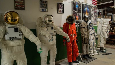 Meet the Hollywood Prop Designer Making NASA's Spacesuits