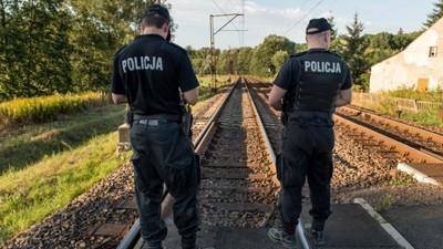Gran incendio en la zona de Polonia donde se esconde el supuesto tren con oro nazi