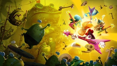 Happy 20th Anniversary Rayman, You Glorious Freak of Gaming