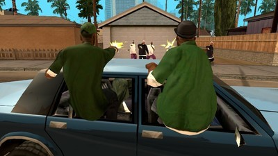 Learning to Fly: A Tribute to the Most-Hated Mission in 'Grand Theft Auto: San Andreas'