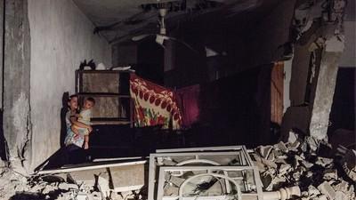 Les chambres à coucher d'Al Zana, Gaza