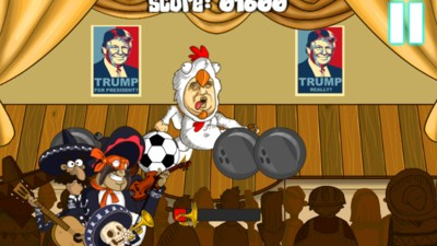 A Mexican Video Game Developer Made a Game Where You Can Beat Up Donald Trump