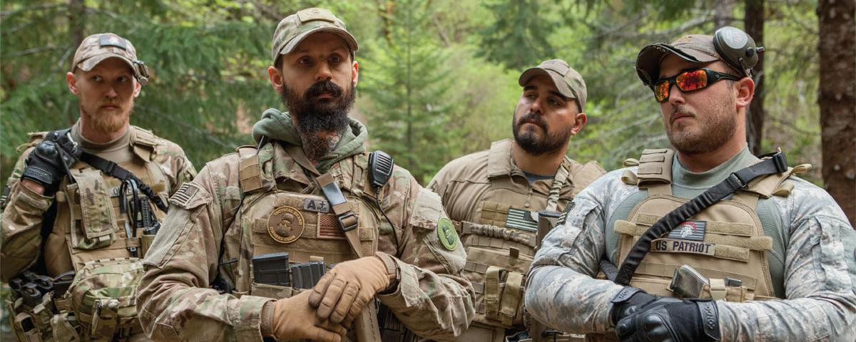 The Oath Keepers Are Ready for War with the Federal Government