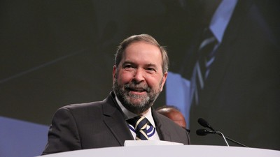 NDP Promises $40M for Women's Shelters After Mulcair Scuttles Debate on Women's Issues