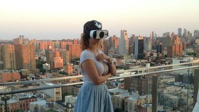 ONU plimbă occidentalii bogați prin țările din lumea a treia, cu ajutorul realității virtuale