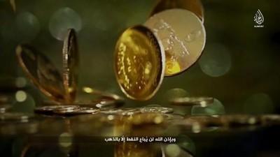 Statul Islamic și-a creat propria monedă de aur, ca să distrugă SUA