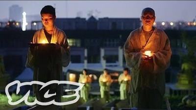 To dobry dzień na śmierć: udawane pogrzeby w Korei Południowej