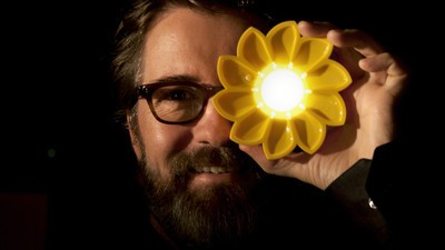 Artist Olafur Eliasson's Latest Work Will Bring Better Communication to the Developing World