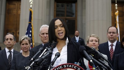 Baltimore Judge Denies Motions to Dismiss Charges Against Officers in Freddie Gray Death