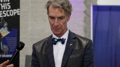 Bill Nye the Science Guy Visited the Alberta Tar Sands and Was Depressed