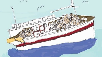 How Australia Legalized Indefinite Detention on the High Seas