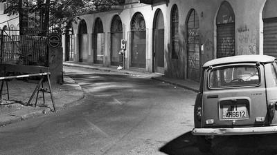 Fabio Tasca ha fotografato i luoghi della cronaca nera milanese