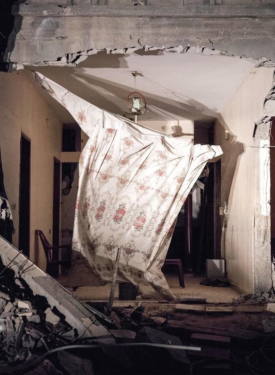 Night Rooms: Al Zana, Gaza