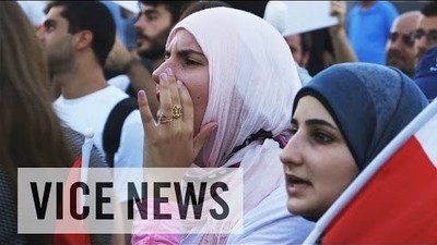 Protestul putorii din Beirut