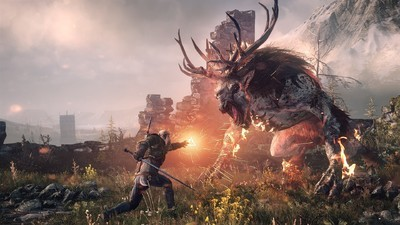 'The Witcher 3: Wild Hunt' Is My Game of the Whole Year