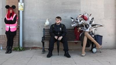 Dismaland es un monumento vanidoso y cliché a las obras pasadas de moda de Banksy