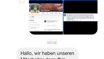 Es ist deine Pflicht als Mensch, Facebook-Hetzer anzuzeigen