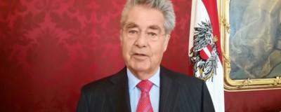 Hat Heinz Fischer gerade alle Bürgermeister Österreichs zur #ShowYourFaceChallenge nominiert?
