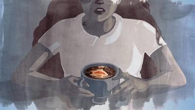 Me tomé un café con mi violador