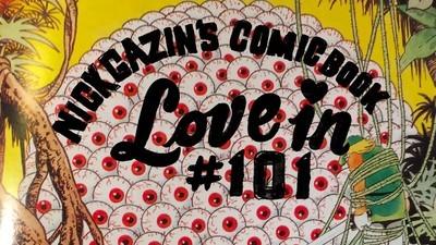 Nick Gazin's Comic Book Love-In #101