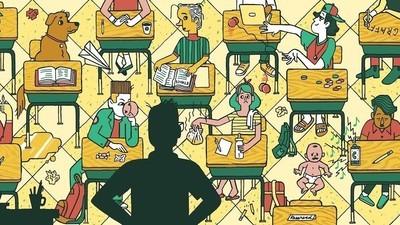 I professori raccontano i momenti più imbarazzanti dei loro studenti