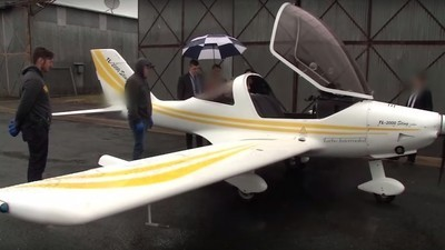 The NSW Police Have Seized a Light Plane Loaded with Weed and Meth Precursors