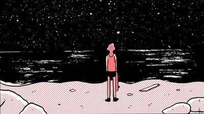 A Teenage Skateboarder Takes Some Alone Time in This Week's 'Baby Teeth' Comic